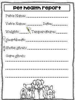 35 Writing Templates to Get Kids Learning in Dramatic Play Centers