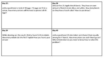 37-71 task cards