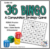 36 Bingo~ A Computation Game