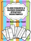 Reading and Writing Strategy Bookmarks