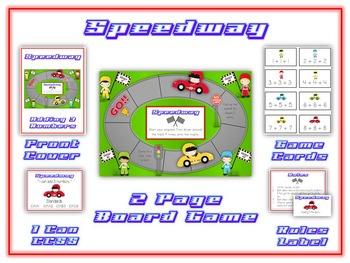36 ELA Kindergarten Folder Games - Common Core Pack #1 -  Word Work Centers!