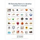 Early Intervention Handouts: 36 Everyday Items for Speech and Language