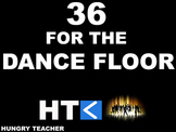 36 For The Dance Floor