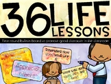 36 Life Lessons - Whimsy Watercolor