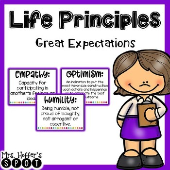 36 Life Principles from Great Expectations