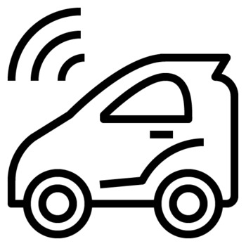 36 Line Icons - IoT (Internet Of Things)
