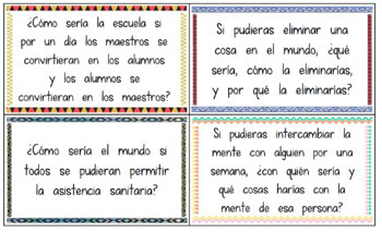 100 Conditional and Imperfect Subjunctive Spanish Prompts