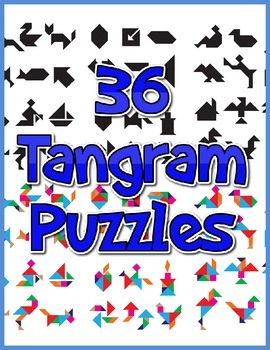 photo about Tangrams Printable Pdf named Tangram Determine Worksheets Lecturers Spend Lecturers