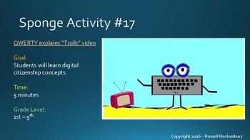 36 Technology Mini-Lessons for Grades K through 5