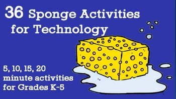 36 Technology Mini-Lessons for Grades K through 5