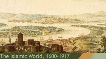 36. The Islamic World, 1600-1917