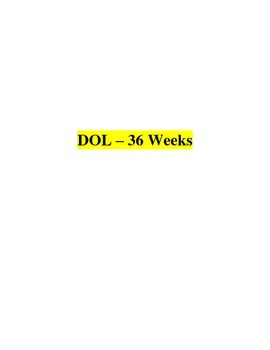 36 Weeks of DOL Non Fiction Passages