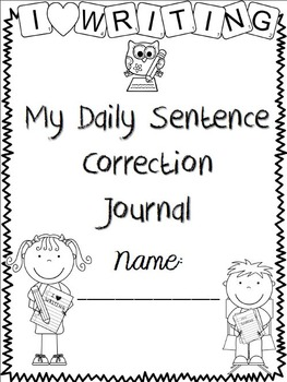 36 Weeks of Daily Writing Practice: Sentence/ Paragraph Editing
