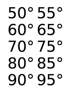 360 Degree Angles