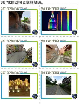 360 Degree Virtual Environment - Architecture Exterior