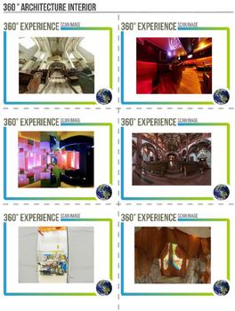 360 Degree Virtual Environment - Architecture Interior