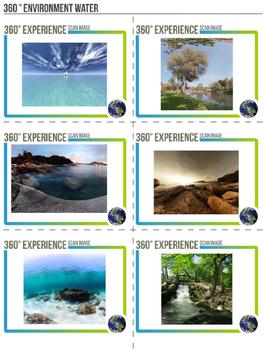 360 Degree Virtual Environment - Water
