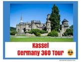 Kassel Germany Tour Project - Digital or Printable Lesson  - distance learning