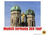 360 Munich Germany City Tour