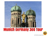 Munich Germany City Tour Project  - distance learning