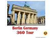 Berlin Germany Tour Project - Digital or Printable Lesson  - distance learning