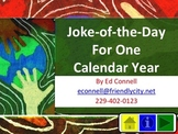 365 Day Calendar with Jokes Riddles Puns and Pictures Part 2
