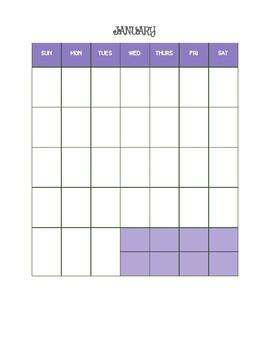 365 Day Planner Journal