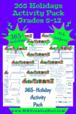 365 Holiday Activity Pack