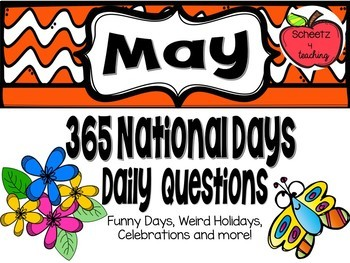Daily Discussion Slides - May National Days