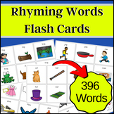 365 Rhyming Word Picture Cards