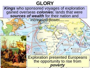 UNIT 7 LESSON 1. Age of European Exploration POWERPOINT