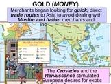 WORLD UNIT 7 LESSON 1. Age of European Exploration POWERPOINT
