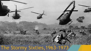 37. The Stormy Sixties, 1963-1973