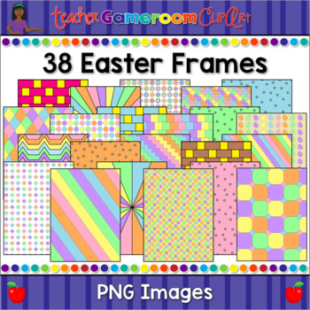 38 Easter Backgrounds