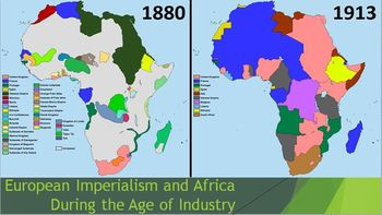 38. European Imperialism and Africa During the Age of Industry