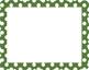 38 Scalloped Frames - Plain and Polka Dots