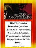 38 The Cask of Amontillado By Edgar Allan Poe