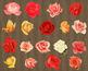 38 Vintage Rose Clip Art | Antique Floral, Nature, Flower Art | PNG, AI, EPS