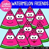 38 Watermelon Friends- Digital Clipart