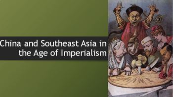 39. China and Southeast Asia in the Age of Imperialism