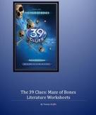 39 Clues Literature Worksheets