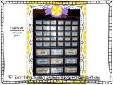 39-Drawer Candy Themed Teacher Tool Box