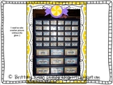 39-Drawer Candy Themed Teacher Tool Box