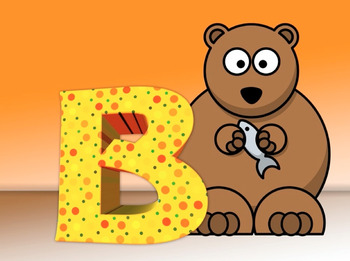 Spelling 39 Words That Start With B mp4 Video by Kathy Troxel