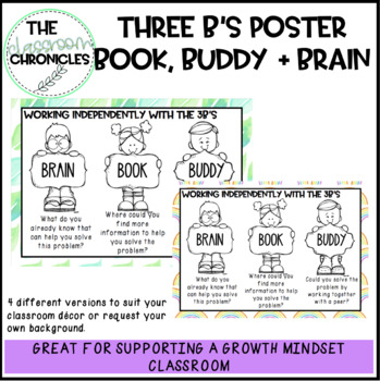 3B's Poster