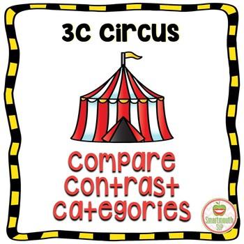 Social Skills: Vocabulary Circus Spring