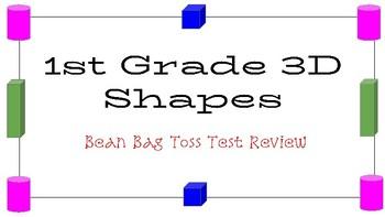 3D 1st Grade Bean Bag Toss Test Review