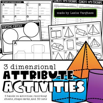Venn Diagram Shape Sort Worksheets & Teaching Resources | TpT