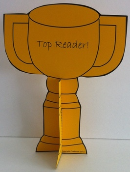 3D Award Trophy Printable
