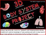 3D Body System Model